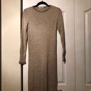 Maxi Sweater Dress